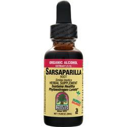 NATURE'S ANSWER Sarsaparilla Root 1 fl.oz