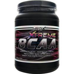 NRG-X LABS Xtreme BCAA Grape 325 grams