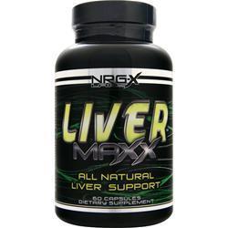 NRG-X Labs Liver Maxx 60 caps