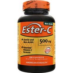 American Health Ester-C (500mg) 120 caps