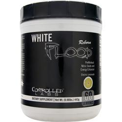 CONTROLLED LABS White Flood Reborn Electric Lemonade 443 grams