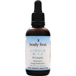BODY FIRST B-12 Liquid 2 fl.oz