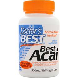 Doctor's Best Best Acai (500mg) 120 vcaps