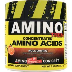 CON-CRET Amino Tren - Concentrated Amino Acids Mandarin 5.3 oz