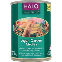 Halo Vegan Garden Medley For Dogs 13 oz