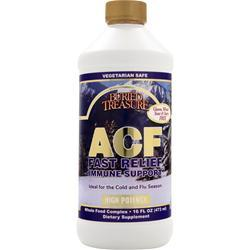 BURIED TREASURE ACF - Fast Relief Immune Support 16 fl.oz