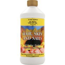 BURIED TREASURE Hair, Skin and Nails 16 fl.oz