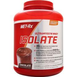 MET-RX Ultramyosyn Whey Isolate Chocolate 5 lbs