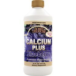 BURIED TREASURE Calcium Plus Blueberry 16 fl.oz