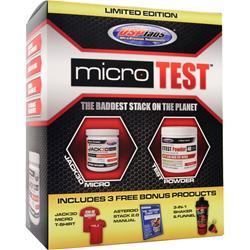 USP LABS Micro Test Kit Jack3D Micro+Test Powder 1 kit