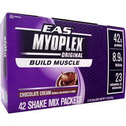 EAS Myoplex Original Shake Chocolate Cream 42 pckt