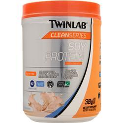 TWINLAB Clean Series - Soy Protein Isolate Unflavored 1.18 lbs
