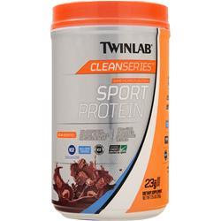 TwinLab Clean Series - Sport Protein Creamy Cocoa 1.75 lbs