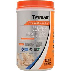 TWINLAB Clean Series - Whey Protein Isolate Vanilla Wave 1.5 lbs