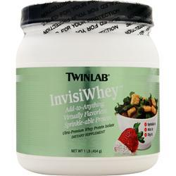 TWINLAB InvisiWhey Best by 5/15 1 lbs