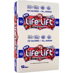 VPX Sports Life Lift Bar Strawberry Supreme 12 bars