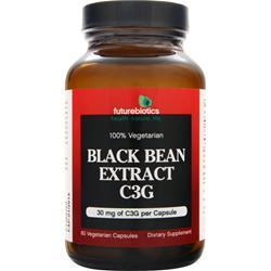 FUTUREBIOTICS Black Bean Extract C3G 60 vcaps