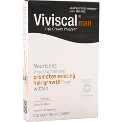 LIFES2GOOD Viviscal Man - Hair Growth Program 60 tabs