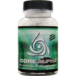 CORE NUTRITIONALS Core Alpha 56 caps