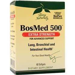EuroPharma Terry Naturally - BosMed 500 Extra Strength 60 sgels
