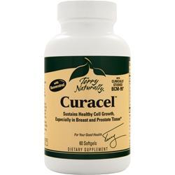 EUROPHARMA Terry Naturally - Curacel 60 sgels