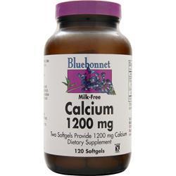 Bluebonnet Calcium (1200mg) 120 sgels