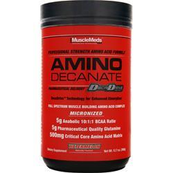 MuscleMeds Amino Decanate Watermelon 12.7 oz