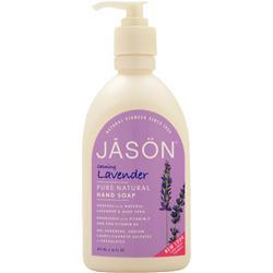 Jason Pure Natural Hand Soap Calming Lavender 16 fl.oz