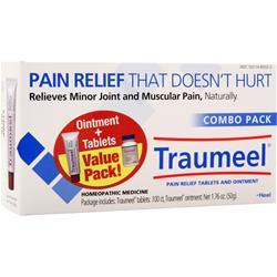 HEEL Traumeel Combo Pack - Ointment + Tablets 1 pck