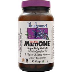 Bluebonnet MultiOne - Iron Free 90 vcaps