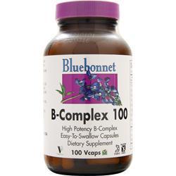 Bluebonnet B-Complex 100 100 vcaps