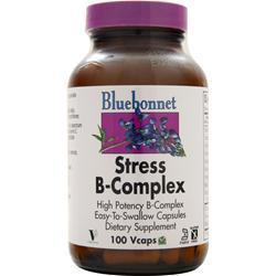 Bluebonnet Stress B-Complex 100 vcaps