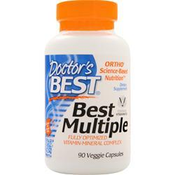 DOCTOR'S BEST Best Multiple 90 vcaps