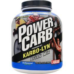 Labrada Power Carb Drink Mix - Powered by Karbo-Lyn Unflavored 4.4 lbs