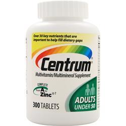 Centrum Centrum Multivitamin - Adults Under 50 300 tabs