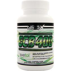 NRG-X Labs GCB 400 - 100% Sevtol 60 caps