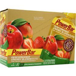 POWERBAR Performance Energy Blends Apple Mango Strawberry 6 pckts