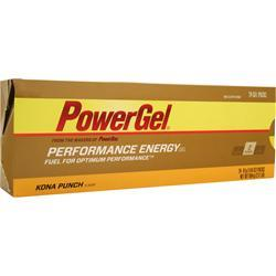 POWERBAR PowerGel - Performance Energy Gel Kona Punch 24 pck