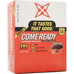 CRONS Come Ready Bar (50g) Chocolate PB Pretzel 12 bars