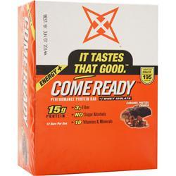CRONS Come Ready Bar (50g) Caramel Pretzel Crunch 12 bars