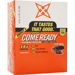 Crons Come Ready Bar (50g) Caramel Pretzel Crunch 12 bars