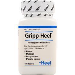 Heel Gripp-Heel 100 tabs