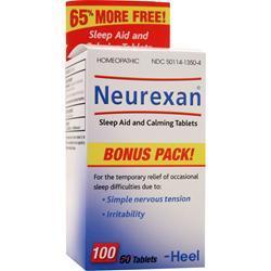 HEEL Neurexan Bonus Pack* 100 tabs