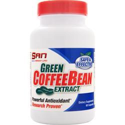 SAN Green Coffee Bean Extract 60 caps