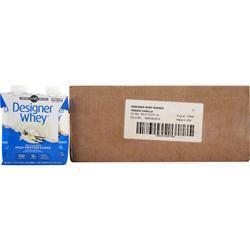 Designer Whey Designer Whey Protein Shake RTD French Vanilla 12 bttls