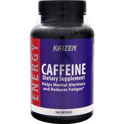 Kaizen Caffeine 100 caps