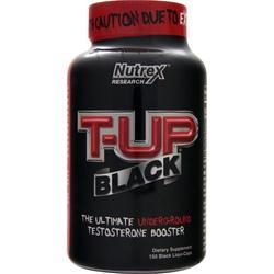 NUTREX RESEARCH T-Up Black 150 lcaps