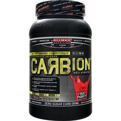 ALLMAX NUTRITION Carbion+ Fruit Punch 2.4 lbs
