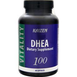 Kaizen DHEA (100mg) 60 caps