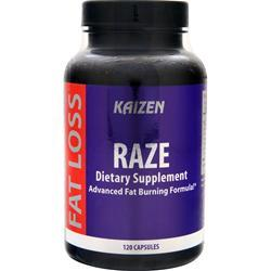 KAIZEN Raze - Advanced Fat Burning Formula 120 caps